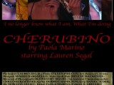 Promotional poster for the shortfilm Cherubino (Acquamarina Productions, 2008)