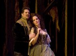 Maddalena in Opéra de Montréal's  'Rigoletto' with David Pomeroy as The Duke  |  September 2010  |  Photo: Yves Renaud